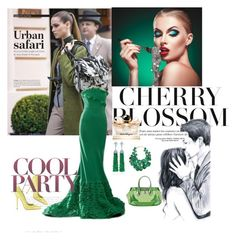 """""""Bez naslova #23"""" by sabinasalkic ❤ liked on Polyvore featuring NEST Jewelry, Jimmy Choo and Salvatore Ferragamo"""