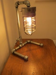 Cool light! Would add a USB charger though.