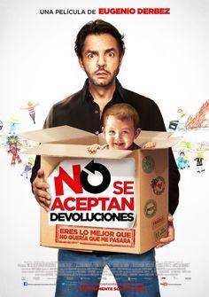 Eugenio Derbez aplicó la de Chaplin y se aventó a co-escribir, actuar y dirigir. --- Por Melissa De Cima http://revistavortice.wordpress.com/2013/09/26/ser-fuerte-es-tu-unica-opcion-y-no-se-aceptan-devoluciones/ #RevistaVórtice #Cine