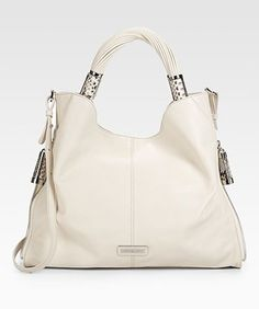 Michael Kors Tonne Leather Tote