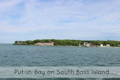 Things to do in Ohio: Put-in-Bay via @Tonya Seemann Prater (The Traveling Praters). Family fun on Lake Erie.