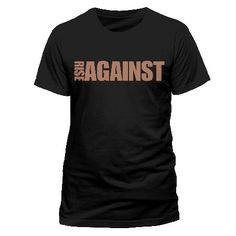 Rise Against - Standard Rise T-shirt Black Ex Ex ... (Barcode EAN=5054015143561) http://www.MightGet.com/march-2017-1/rise-against--standard-rise-t-shirt-black-ex-ex.asp