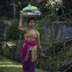 Galungan Holiday in Bali