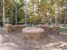 Backyard Landscapes With Fire Pit And Bbq Design, Pictures, Remodel, Decor and Ideas - page 3