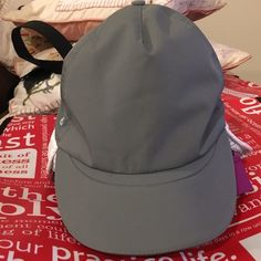 Lululemon Down for a run hat Lightweight and water resistant hat to help keep you warm lululemon athletica Accessories Hats