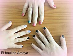 El baúl de Amaya: DOMINGO CON PINTAUÑAS AVON Avon, Beautiful Things, Domingo