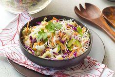 Crunchy Chicken Peanut Salad