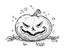 Halloween. Pumpkin. Witches Lazos de Magia.