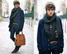 """Japet"" (by Matthias Cornilleau) Kenzo Sweater, Boy Fashion, Mens Fashion, Men Tumblr, Your Style, Man Style, Handsome, Skinny Jeans, Style Inspiration"