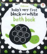 Baby's Very First Black & White Bath book