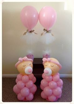 Super Baby Shower Ideas For Boys Diy Party Themes Babyshower Ideas Baby Shower Balloon Decorations, Baby Balloon, Baby Shower Balloons, Baby Shower Centerpieces, Baby Shower Themes, Baby Boy Shower, Shower Ideas, Table Decorations, Glitter Balloons