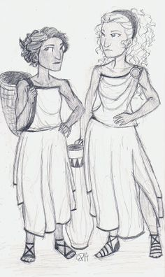 Blood of Olympus by ellaupear.deviantart.com on @deviantART ~ Fanart about the first chapter of BOO.