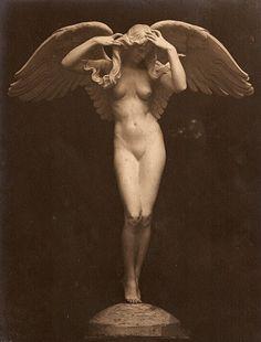 Descending Night~Adolf Alexander Weinman;1915 Panama-Pacific Exposition