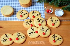 Pin On, Christmas Cookies, Sweets, Cooking, Food, Heaven, Pies, Xmas Cookies, Kitchen