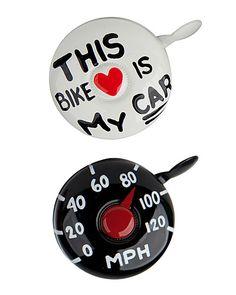BIKE BELLS | Bike Accessories, Bike Horn, Chime, Creative Design, Cheeky, Humorous Gift, For The Bike Lover, Bike To Work | UncommonGoods