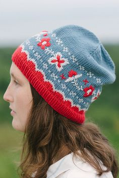Ravelry: Berit pattern by Dianna Walla #quinceandco