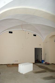 Przebudowa pomieszczeń po kuchni i poradniach specjalistycznych z ich adaptacją dla potrzeb rehabilitacji - (stan na sierpień 2013) - inwestycja zakończona  wrzesień 2013