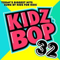 $11.88 KIDZ BOP 32 #music #children #kids #shop #collection