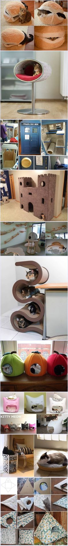 Awesome Furniture Design Ideas For Cat Lovers