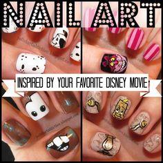 Disney Fashion Alert: 25 Awesome Disney Movie Naawsomeil Art Ideas