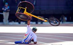 اختتمت مساء الأحد دورة الألعاب الأولمبية للمعاقين في العاصمة البريطانية لندن والتي وصفت بأنجح وأكبر دورة من نوعها في التاريخ.
