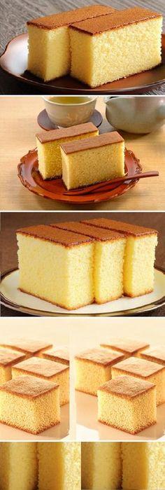 55 Ideas For Cake Recipes Easy Sponge