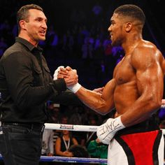 sport general boxing anthony joshua beat wladimir klitschko things learned