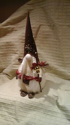 Mrs Brownie Gnome by Craftiepants