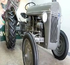 N-Complete Remanufactured 1944 Ford 2N Tractor