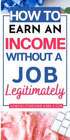 How to make money legitimately without a job. Some side jobs are really scalable and you can make full-time income legitimately without going to a traditional job. #sidejobs #earncashonline #makemoney #sidehustles #workfromhome Earn Cash Online, Make Money Online Now, Ways To Earn Money, Earn Money From Home, Way To Make Money, Job Employment, Sell Your Stuff, Show Me The Money, Marketing Jobs