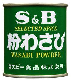 Amazon.co.jp: S&B 粉わさび 35g: Amazonパントリー