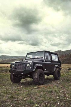 45 Photos Guaranteed To Make You Want A Land Rover Defender - Airows