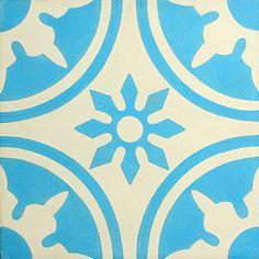 VN Azule 2 Portugese cementtegel van Designtegels.nl