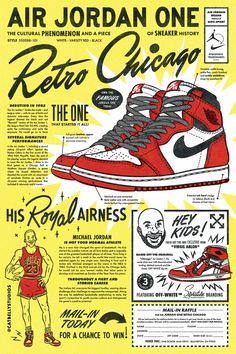 Poster for my favorite Jordan Inspired by comic book ads from the - graphic_design Room Posters, Poster Wall, Poster Prints, Comic Poster, Band Posters, All Poster, Retro Graphic Design, Graphic Design Posters, Japanese Graphic Design