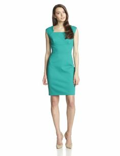 T Tahari Women's Jemma Dress, Sea Cove, 14 T Tahari,http://www.amazon.com/dp/B00HSHO414/ref=cm_sw_r_pi_dp_a-Wotb0957HCPF32