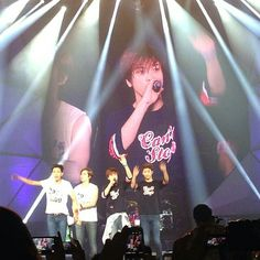 Great Concert - CNBLUE live Can't Stop in SG