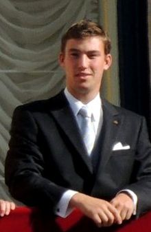 Prince Sébastien of Luxembourg - Wikipedia Nassau, North Yorkshire, Noble Group, Maria Dolores, Maria Teresa, Prince, Casa Real, Royal House, Gq