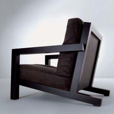 Chair A beautiful Poltrona BD 21 - Bartoli Design Welded Furniture, Iron Furniture, Steel Furniture, Sofa Furniture, Industrial Furniture, Luxury Furniture, Furniture Design, Cheap Furniture, Furniture Stores