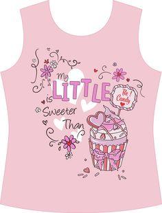 tees Kids Girls Tops, Girls Tees, Shirts For Girls, Design Girl, Baby Design, 1st Birthday Shirts, Baby Girl Shirts, Fancy Tops, Girl Trends