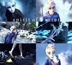 Spirit of Winter - Jack Frost