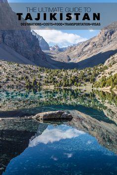 Wanna get off the beaten path? Come to Tajikistan!