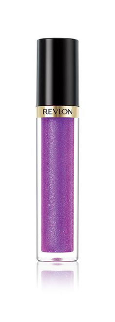 Revlon SL Lipgloss in Sugar Violet. Looks scary in the tube but goes on very sheer, with a subtle duochrome effect. This plus Revlon Preview is a decent approximation of Elea Blake's Quiet Hottie, but by no means a dupe.