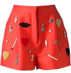 Discount designer clothes for women on sale Designer Clothes Sale, Discount Designer Clothes, Ashley Clothes, Pretty Outfits, Cute Outfits, Multi Coloured Shorts, Embellished Shorts, Estilo Rock, Satin Shorts