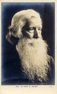 Veredas Missionárias: Biografia de John Paton, o missionário dos mares do sul