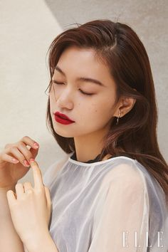 Image shared by ✰. Find images and videos about kpop, icon and ioi on We Heart It - the app to get lost in what you love. Korean Photoshoot, Choi Yoojung, Kim Doyeon, Kim Jung, Korean Makeup, Jooheon, Korean Singer, Korean Girl Groups, Girl Crushes