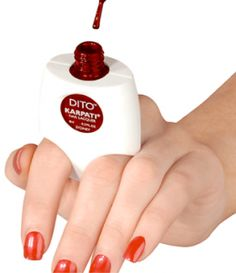 Interesting hands-free nail polish solution…would this make painting your nails easier? I'm afraid I'd turn my hand and spill it since the bottle is worn on the hand you are painting—the other gig holds the brush… Also do you have to wear it after you paint your nails?