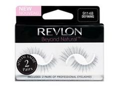 Revlon Beyond Natural Eyelashes Review – 9 Styles For Eye Shape. While they may not be high end lashes (like I have found Minkilashes to be) they are great at catering to different eye shapes and this is why.