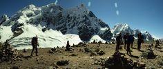 Trekking del Ausangate. Peru. Mendibideak