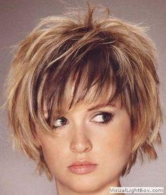 coupe en degrade sur cheveux court