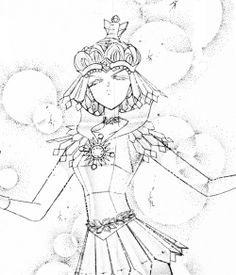 TAKEUCHI NAOKO - Sailor Moon 【Sailor Galaxia】